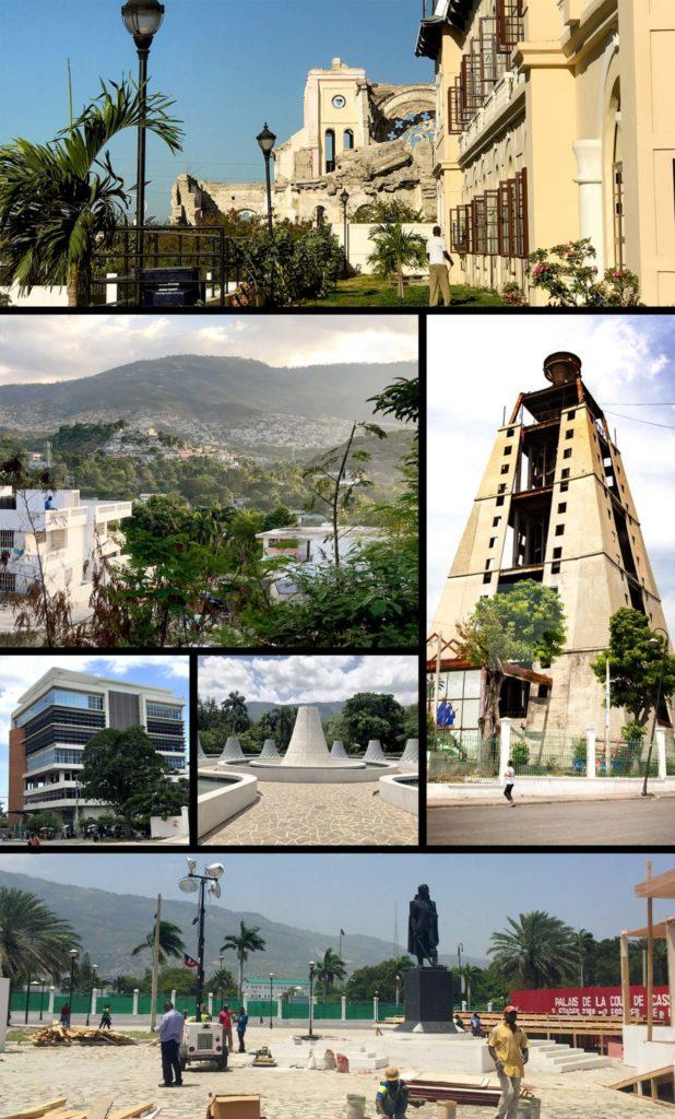 Port-au-Prince - Haiti Business Index