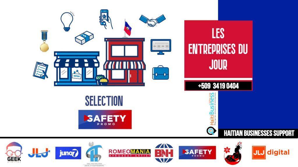Choix Safety Promo du 10 Aout 2020 - Juno7 Haiti