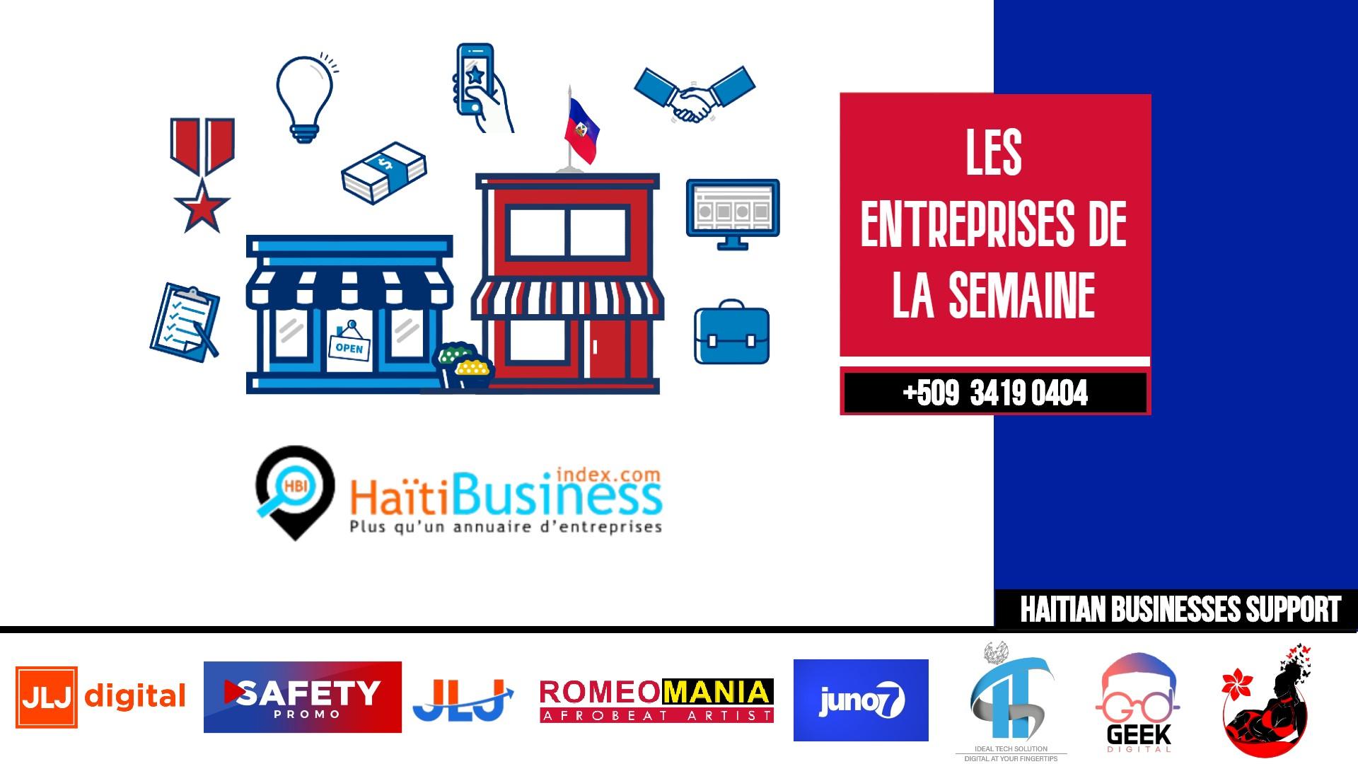 Les Entreprises de la Semaine - Haiti Business Index (HBIS)